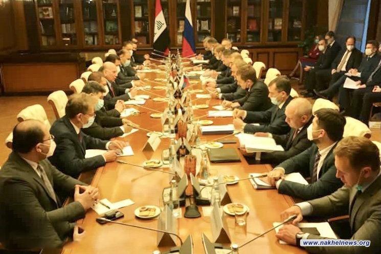 اجتماع اللجنة العراقية - الروسية مطلع العام المقبل