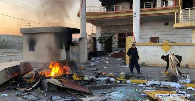 نائب يتهم حكومة الاقليم بتضليل الشعب الكردي ويحملها مسؤولية التظاهرات