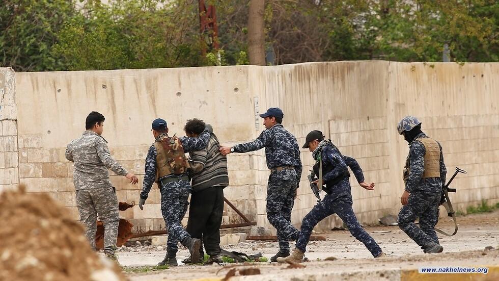القبض على ناقل لداعش في كركوك