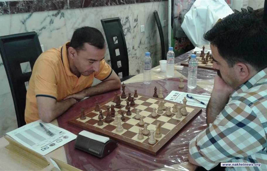 منتخبنا الوطني يتأهب للمشاركة في بطولة العرب للشطرنج