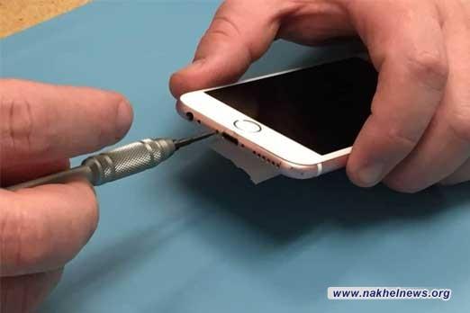 4 خطوات لاستبدال بطارية هاتف iPhone 6S بنفسك!