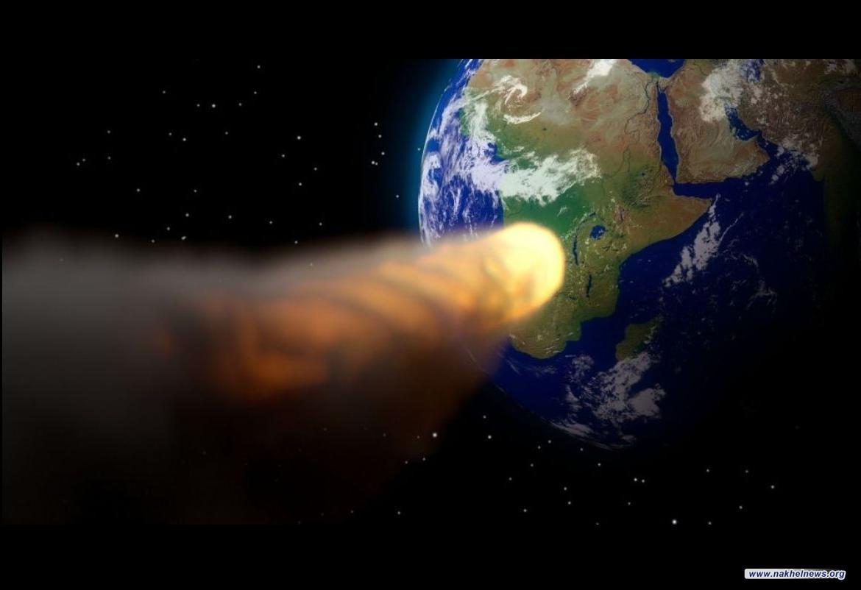 """ناسا تحذر من كويكب بحجم """"بيغ بن"""" يندفع نحو الأرض غداً"""