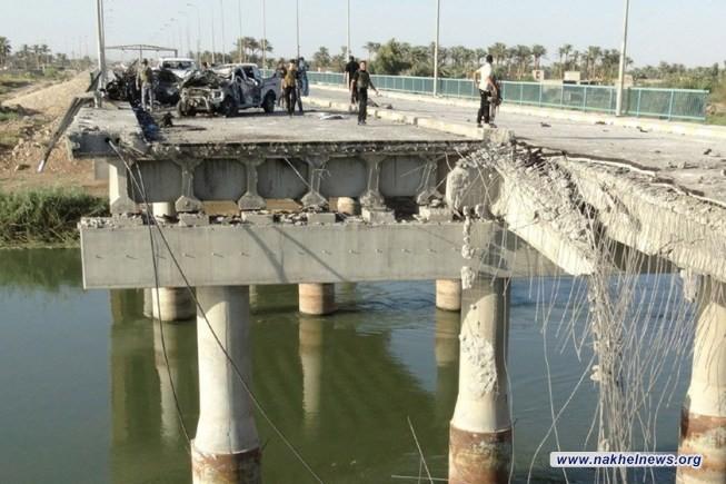 مجلس نينوى : نحتاج لـ400 مليار دينار لإعمار 64 جسرا مدمرا في المحافظة