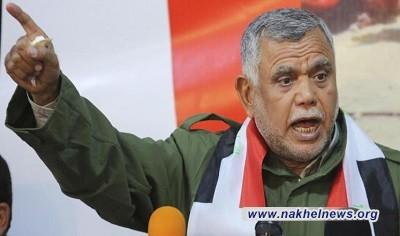 هكذا قال الامين العام لمنظمة بدر هادي العامري خلال كلمة له  باستشهاد امر اللواء العاشر بدر أبو طه الناصري.