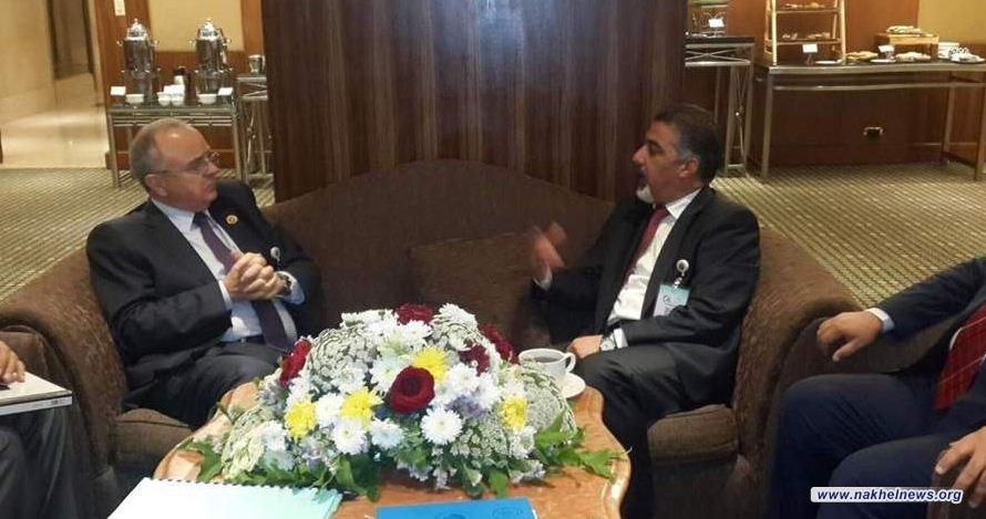 العراق والإردن يؤكدان أهمية بلورة الأفكار بما يسهم في إيجاد الحلول المناسبة للفئات الضعيفة