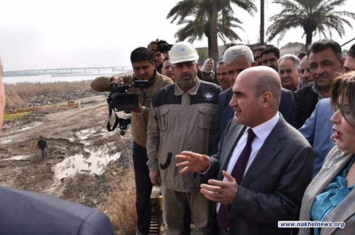 وزير الاسكان: يحب تركيز الجهود على اعمار الموصل بسبب الدمار الكبير الذي لحق بها