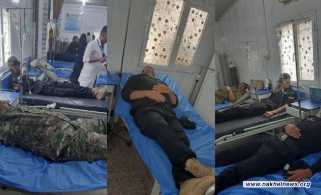 مفتشية الداخلية تحقق في تسمم عدد من منتسبي شرطة البصرة