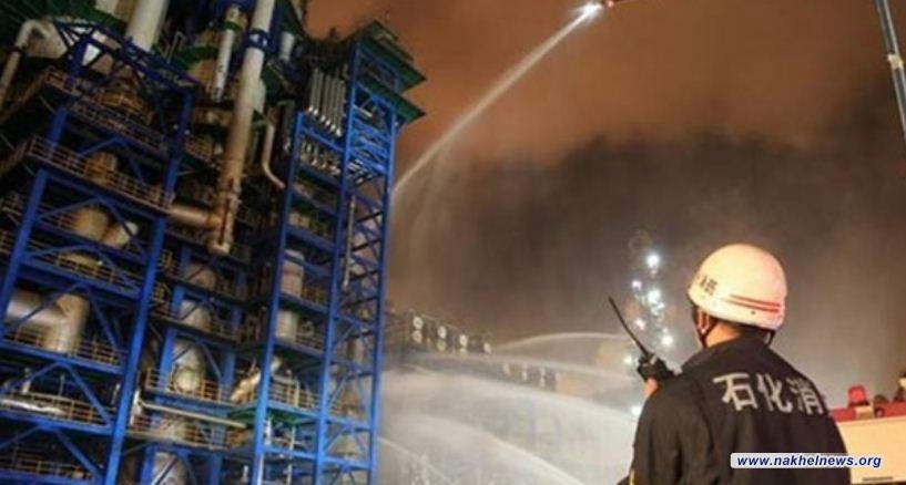 مصرع 10 أشخاص وإصابة 12 جراء استنشاق دخان سام شرقي الصين