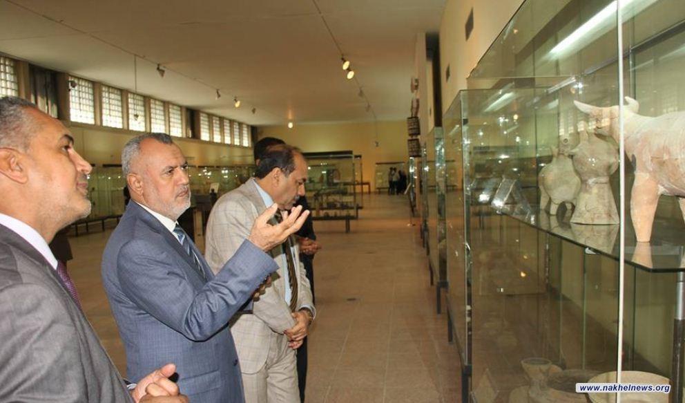 ميسان تستعد لنقل القطع الآثرية الموجودة بالمتحف الوطني العراقي