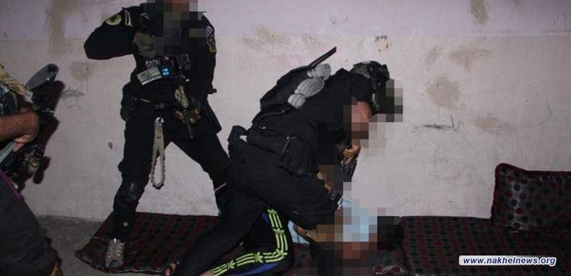 مكافحة الارهاب يعلن تنفيذ عملية نوعية لاعتقال احد الارهابيين في الموصل