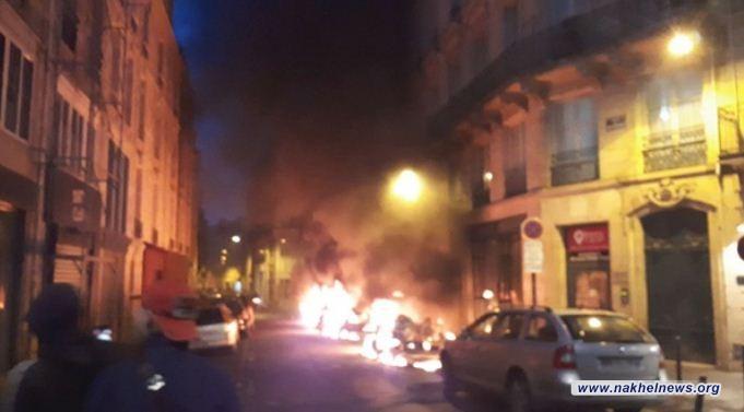 إصابات وجرحى في مواجهات بين الشرطة الفرنسية ومتظاهري السترات الصفراء بباريس