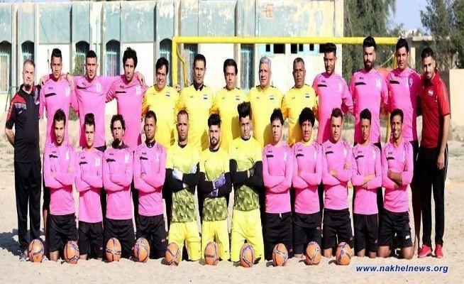 خسارة قاسية لمنتخبنا الوطني امام عمان ببطولة آسيا الشاطئية