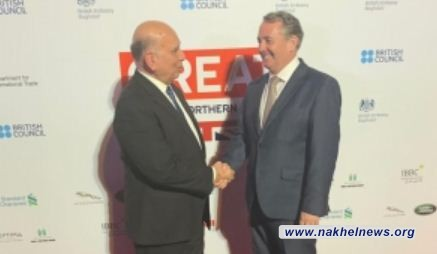 وزير المالية لفوكس: العراق يحتاج للخبرات البريطانية في تطوير العمل المصرفي