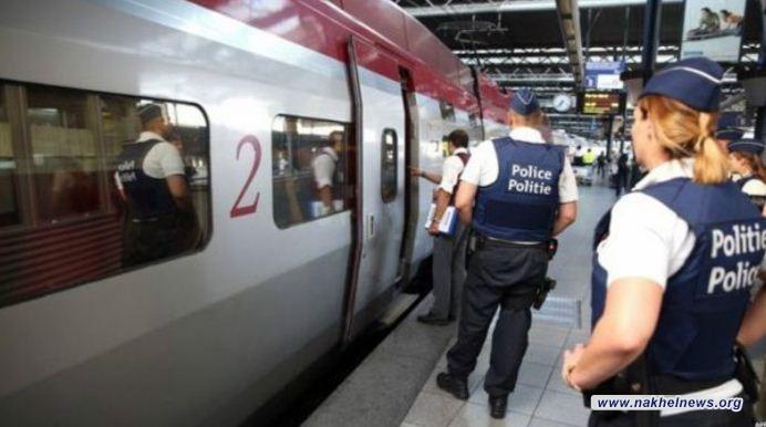 العثور على عبوة مشبوهة في قطار واخلاء ركابه في فرنسا