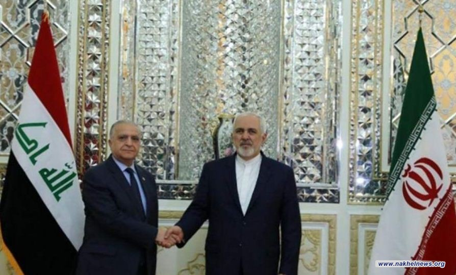 الحكيم يؤكد لظريف ضرورة تفعيل الاتفاقيات المبرمة بين العراق وايران على أرض الواقع