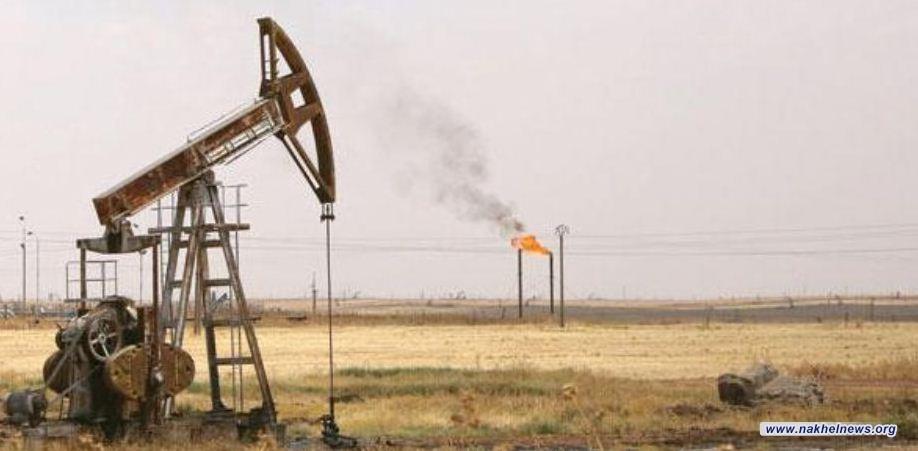 حفر بئر جديد في حقل القيارة النفطي جنوب الموصل