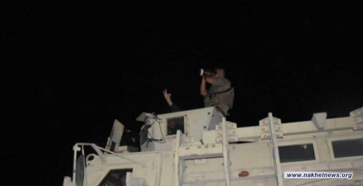 الحشد الشعبي يحبط تعرض داعشي شمال ناحية العظيم في ديالى