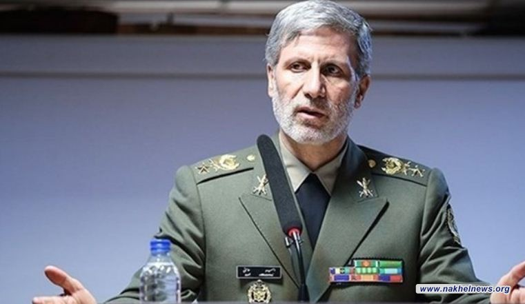 """الدفاع الايرانية: أميركا تحاول خلق حالة """"رهاب من البلاد"""""""