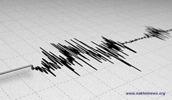 الرصد الزلزالي يسجل هزة أرضية تضرب الحدود العراقية الايرانية