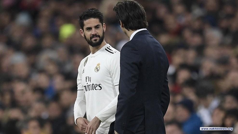 ريال مدريد يقدم إيسكو و60 مليون يورو للتعاقد مع نجم عالمي