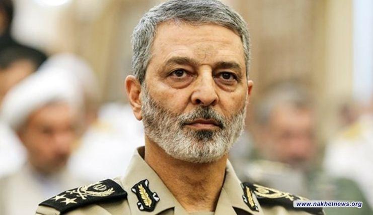 الجيش الايراني: معلوماتنا الاستخباراتية لا تشير الى حرب الا اننا على أتم الاستعداد