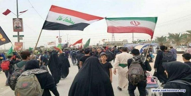 مجلس الوزراء الإيراني يخوّل خارجيته بإعفاء الرعايا العراقيين من رسوم التاشيرات