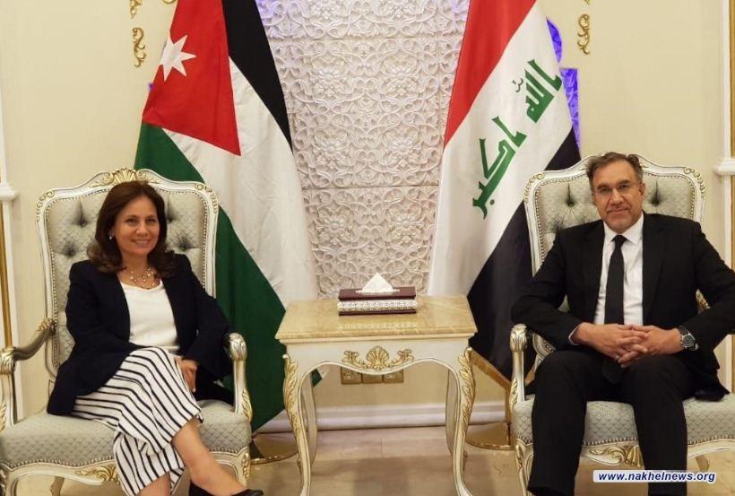 العراق والاردن يتفقان على تبادل الطاقة بين البلدين