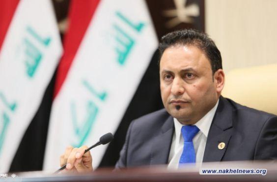 النائب الاول لرئيس البرلمان يطالب باستدعاء سفير العراق لدى واشنطن