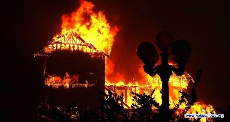السلطات الأمريكية تتهم شركة كهرباء بالتورط في حرائق كاليفورنيا المدمرة