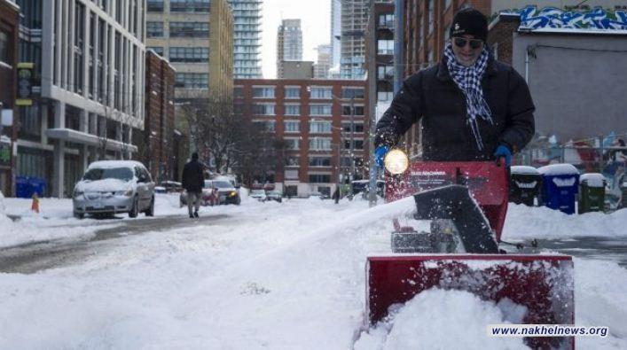 الأرصاد الكندية تحذر من موجة شديدة البرودة تضرب البلاد