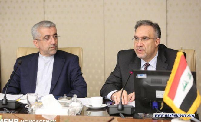 الخطيب يجدد عقد استيراد الطاقة الكهربائية مع شركة إيرانية لمدة عام