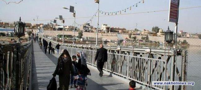 محافظ بغداد يوافق على رفع جسر الكريعات لغرض صيانته وتأهيله