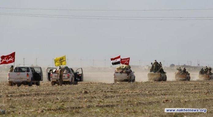 الحشد الشعبي يعلن عودة 20 طفلاً مختطفاً من سوريا
