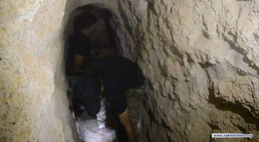 """الحشد الشعبي يعلن العثور على مضافات لـ""""داعش"""" في صحراء نينوى"""