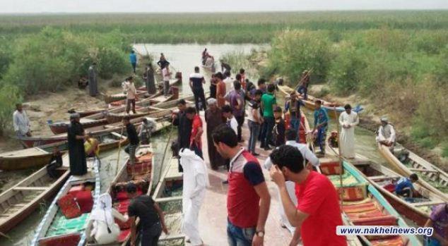 الجمعيات الفلاحية تحذر من غرق ١٢٢ قرية في ميسان جراء السيول