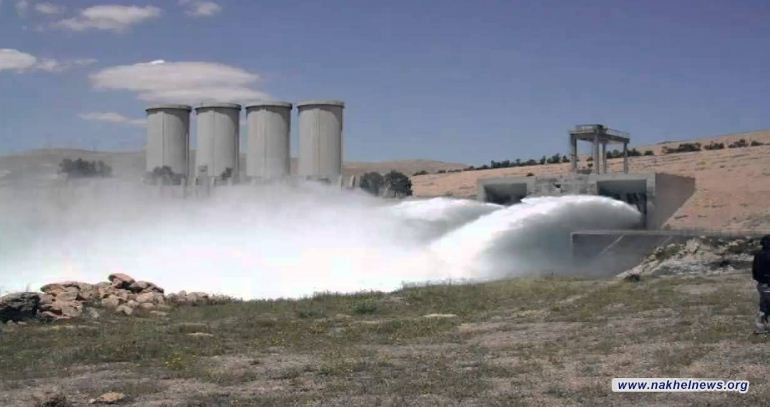 الموارد المائية في نينوى تدعو المواطنين الساكنين في حوض دجلة الى اخلاء منازلهم