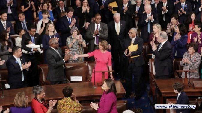 إبنة رئيسة الكونجرس تحذر ترامب من والدتها.. والسبب