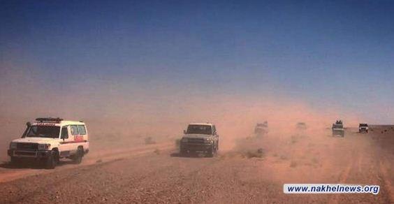 الحشد الشعبي يعلن مقتل والي الجزيرة بداعش خلال عمليات إرادة النصر