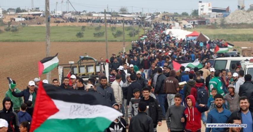الأمم المتحدة تطالب بضبط النفس في ذكرى مسيرات العودة
