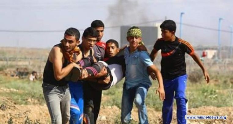 فلسطين: إصابة 4 أطفال في انفجار شرق غزة