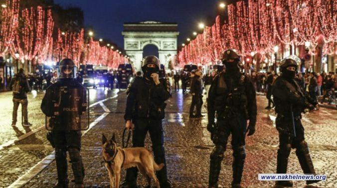 """بلدية باريس تنظم احتفالات في الشانزليزيه وتتحدى """"السترات الصفراء"""""""