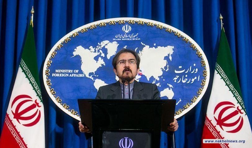 إيران: الادارة الاميركية اكبر منتهك لحقوق الانسان لشعبنا