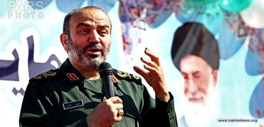 الحرس الثوري: الشعب الايراني لن يتزعزع قيد انملة في سبيل الولاء