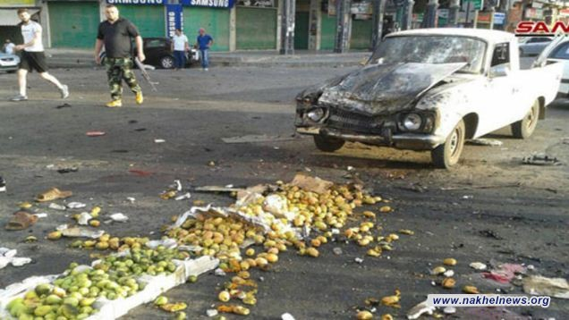 استشهاد 4 أشخاص وإصابة آخرين إثر انفجار دراجة نارية مفخخة في السويداء السورية