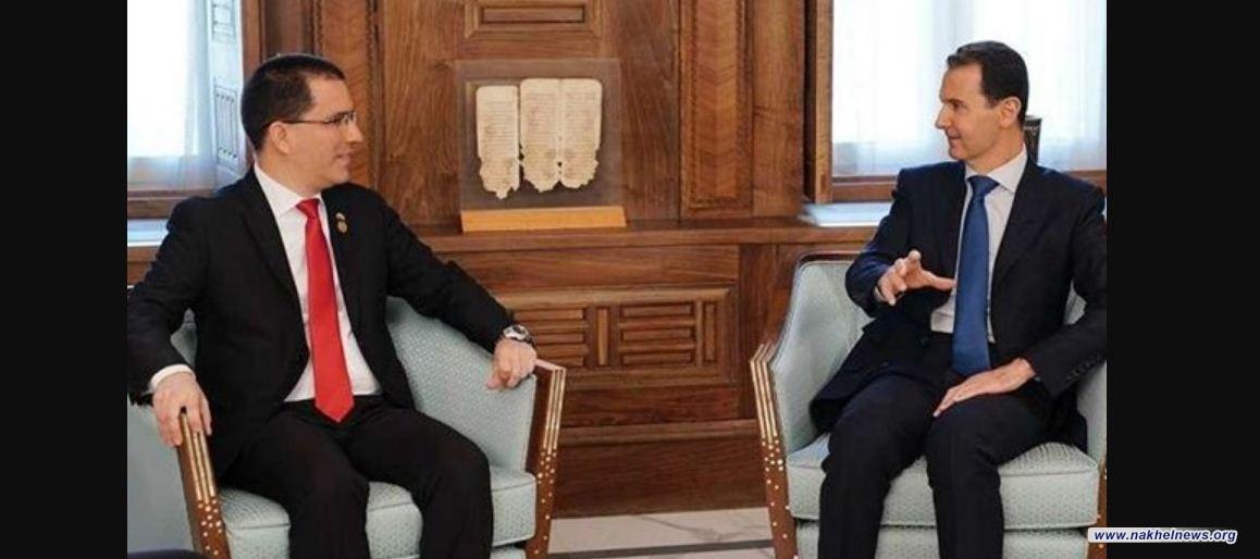 الرئيس السوري: ما يحصل في فنزويلا مشابه لما جرى في سوريا