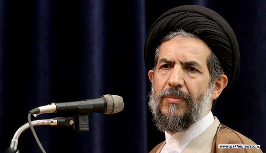 خطيب جمعة طهران: اهم انجاز للثورة الاسلامية التمهيد لسيادة الشعوب في المنطقة