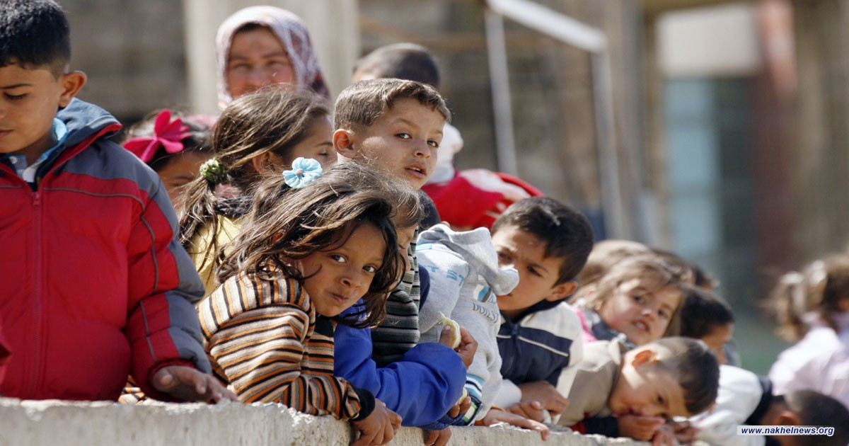 الهجرة تعلن عودة اكثر من ألف نازح إلى نينوى