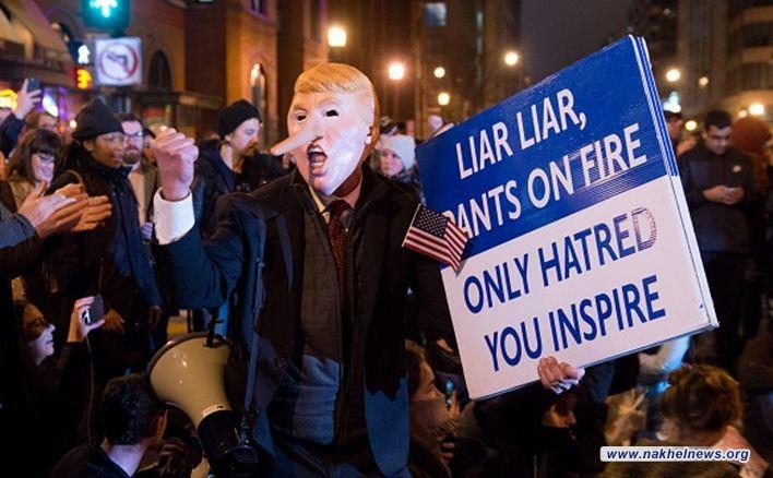 واشنطن بوست: ترامب الكذاب.. 15 كذبة يوميا في 2018