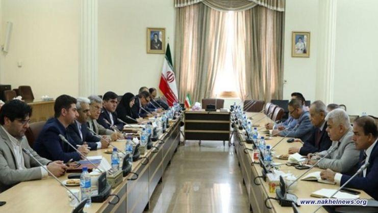 انعقاد الاجتماع التنسيقي المشترك الثاني بين العراق وإيران حول نهر اروند