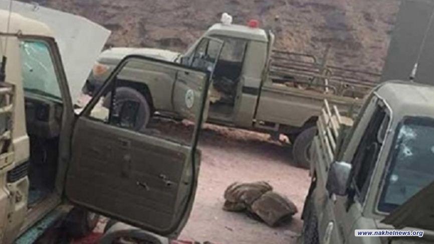القوات اليمنية تقتل وتصيب 215 مرتزقا للسعودية في عسير
